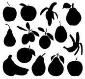 Frutta e bacca Immagini Stock
