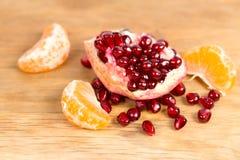 Frutta e dieta Fotografia Stock