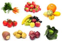 Frutta e veg Immagini Stock
