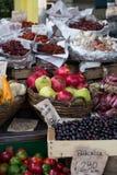 Frutta e verdura Fotografia Stock Libera da Diritti