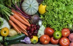 Frutta e verdura Immagini Stock Libere da Diritti