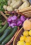 frutta e verdure Fotografie Stock