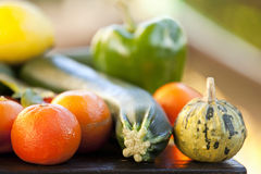 Frutta e verdure Fotografia Stock Libera da Diritti