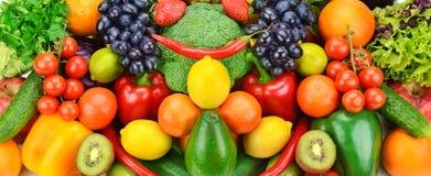 Frutta e verdure Immagini Stock Libere da Diritti