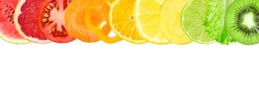 Frutta e verdure Immagine Stock