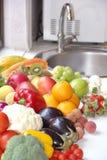 Frutta e verdure Assorted Immagini Stock Libere da Diritti