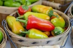 Frutta e verdure del mercato degli agricoltori Immagine Stock Libera da Diritti