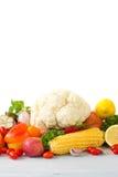 Frutta e verdure dell'accumulazione Fotografia Stock Libera da Diritti