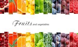 Frutta e verdure fresche immagini stock libere da diritti