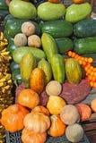 Frutta e verdure nell'Ecuador Immagine Stock Libera da Diritti