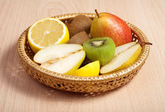 Frutta ed agrume Fotografia Stock
