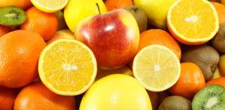 Frutta fresca Fotografia Stock Libera da Diritti