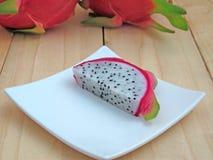Frutta fresca del drago Immagini Stock Libere da Diritti