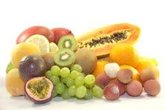 Frutta fresca deliziosa Fotografia Stock Libera da Diritti