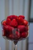 Frutta fresca della fragola Immagine Stock