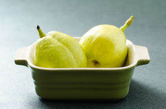 Frutta fresca della pera Immagine Stock Libera da Diritti
