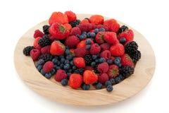 Frutta fresca di diversità Immagine Stock Libera da Diritti