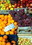 Frutta greca Fotografie Stock