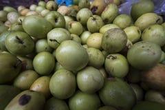 Frutta a Lao Cai Market, Vietnam fotografia stock libera da diritti