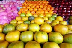 Frutta locale Fotografia Stock