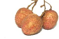Frutta: Lychee. Fotografia Stock