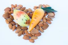 Frutta Martorana Royalty-vrije Stock Afbeelding