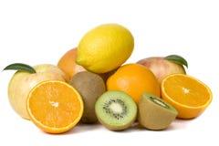 Frutta matura Fotografia Stock Libera da Diritti