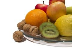 Frutta matura Immagini Stock