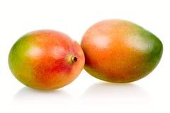 Frutta matura del mango isolata fotografie stock libere da diritti