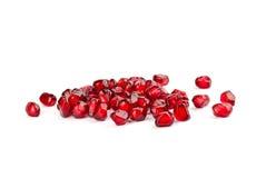 Frutta matura del melograno Immagine Stock