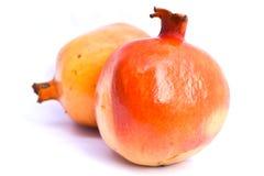 Frutta matura del melograno Fotografia Stock