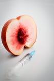 Frutta modificata Fotografia Stock