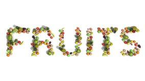 Frutta 2 Fotografia Stock Libera da Diritti