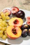 Frutta per la dieta sana Fotografia Stock