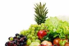Frutta per salute Fotografia Stock Libera da Diritti