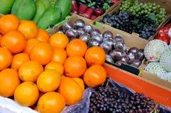 Frutta ricca Fotografia Stock