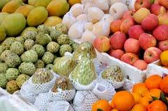 Frutta ricca Fotografia Stock Libera da Diritti