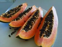 Frutta sana Immagini Stock Libere da Diritti