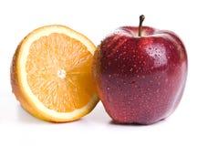 Frutta saporita Fotografia Stock Libera da Diritti