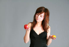 Frutta sconosciuta Fotografie Stock Libere da Diritti