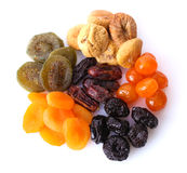 Frutta secca Fotografie Stock Libere da Diritti