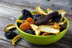 Frutta secca Fotografia Stock Libera da Diritti