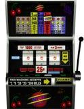 Frutta selvaggia delle slot machine Fotografia Stock Libera da Diritti