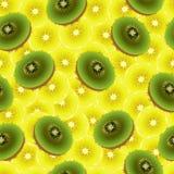 Frutta senza cuciture della struttura Fotografie Stock