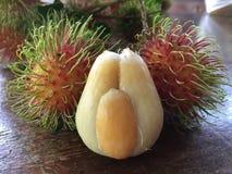 Frutta spinosa della palma del pondoh fresco del salak Immagini Stock Libere da Diritti