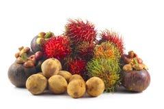 Frutta stagionale Immagini Stock
