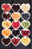 Frutta Superfood Fotografie Stock