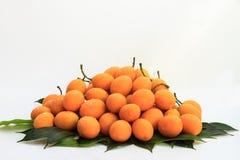 Frutta tailandese Fotografia Stock