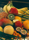 Frutta tropicale Fotografie Stock Libere da Diritti