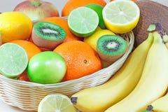Frutta tropicale fresca Fotografia Stock Libera da Diritti